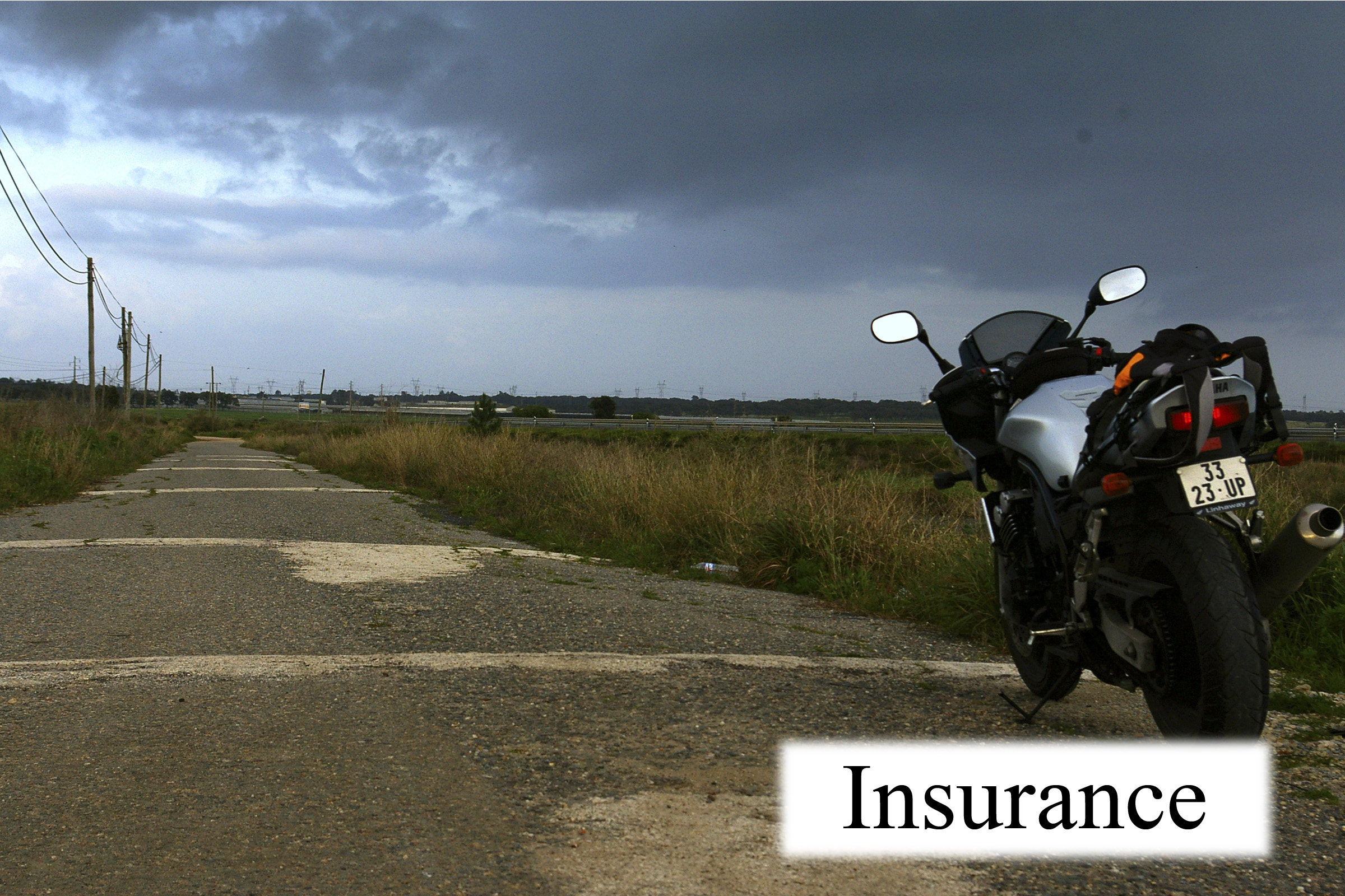Motorcycle Insurance April 2015